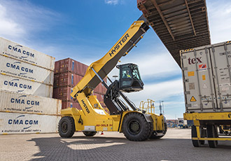 Second rail container handling options launched